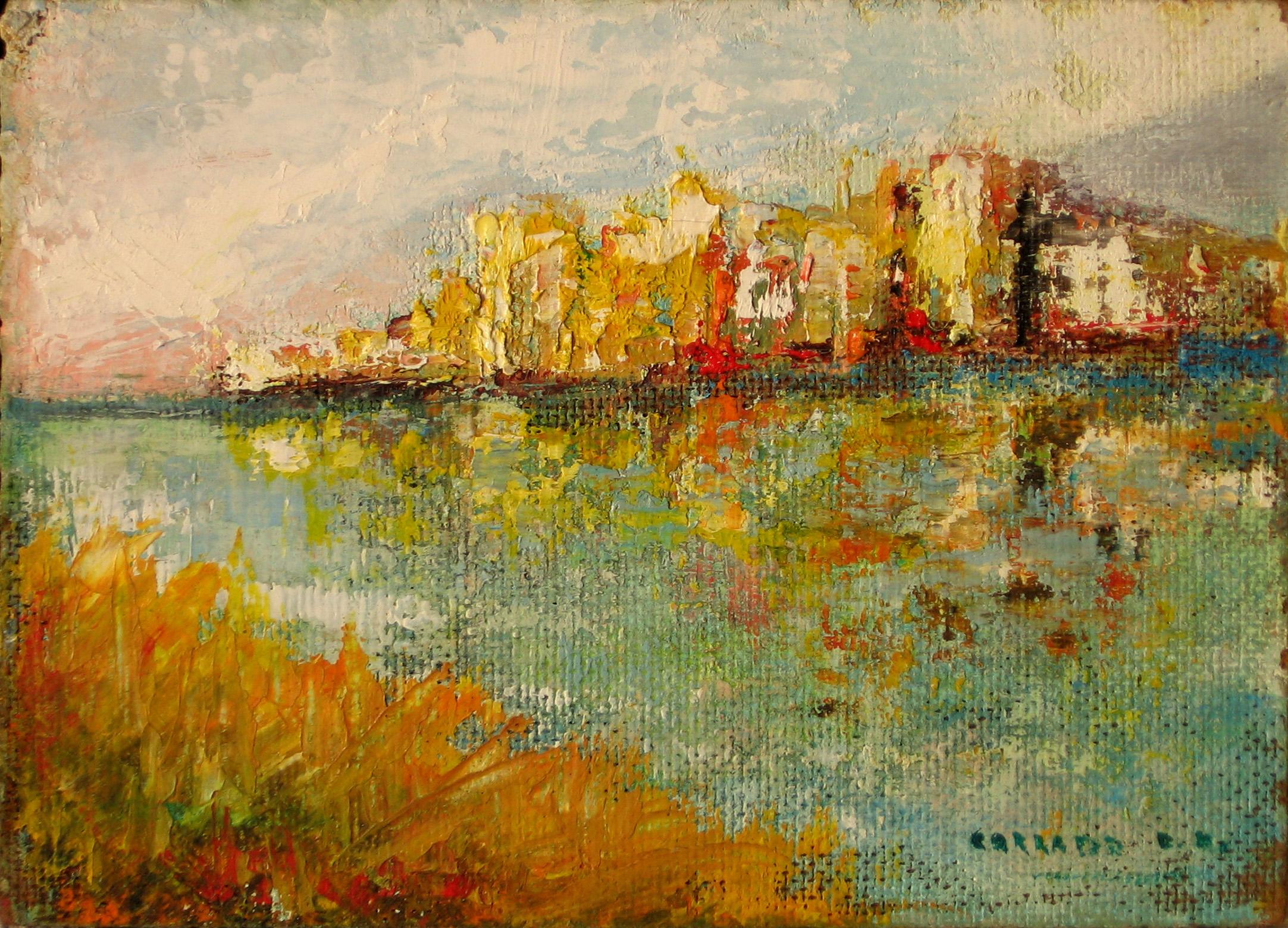 Estremamente Galleria - Categoria: Dipinti - Foto: Paesaggio DZ71